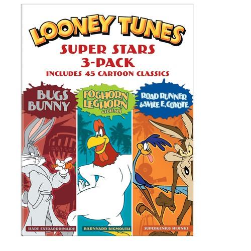 Looney Tunes Super Stars (DVD)