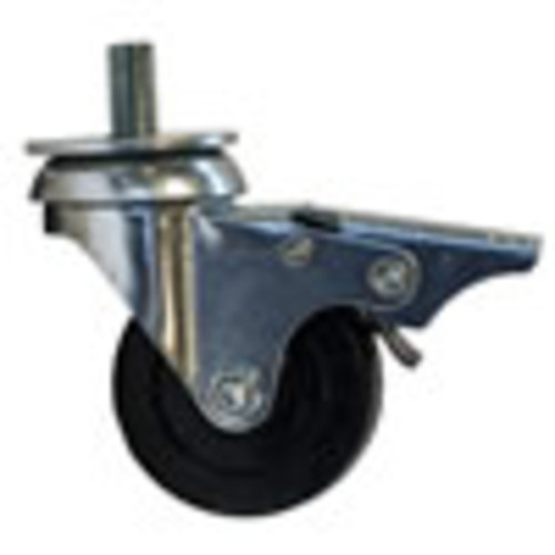Single Caster Wheel For Washer Dryer Combo