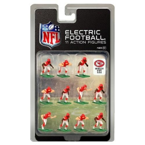 Kansas City Chiefs Dark Uniform NFL Action Figure Set