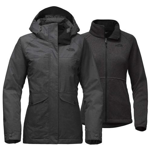 The North Face Boys' Chimborazo Triclimate Jacket