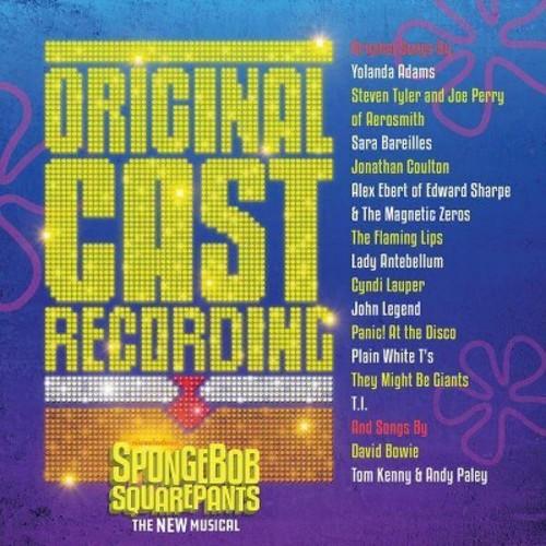 Original Cast - Spongebob Squarepants/Musical (Ocr) (CD)