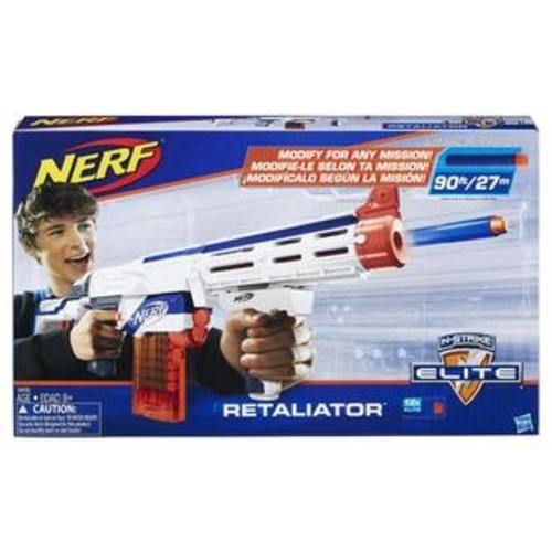 NERF N-Strike Elite Retaliator Blasters