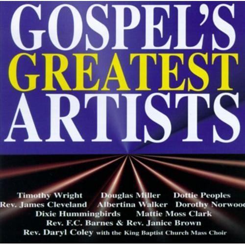 Gospel's Greatest Artists [CD]