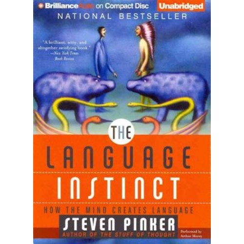 The Language Instinct Steven Pinker Audiobook