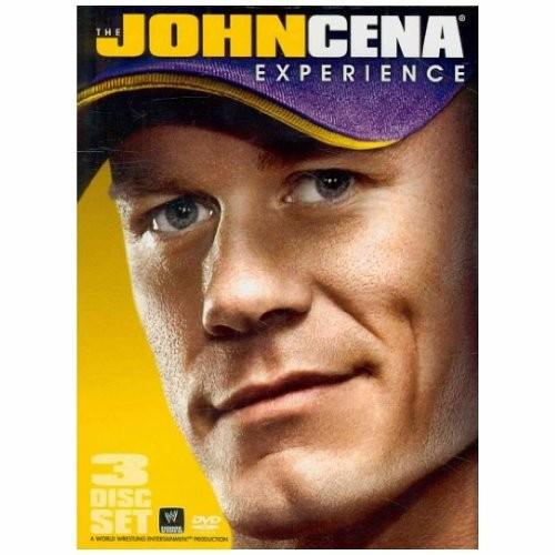 WWE-JOHN CENA EXPERIENCE (DVD/3 DISCS)