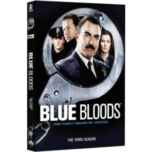 Blue Bloods: The Third Season [6 Discs]