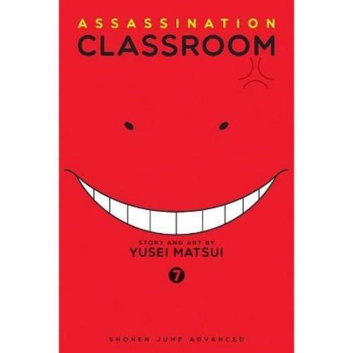 Assassination Classroom 7 (Paperback) (Yusei Matsui)