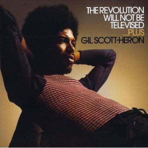 Gil Scott-heron - Revolution Will Not Be Televised (CD)