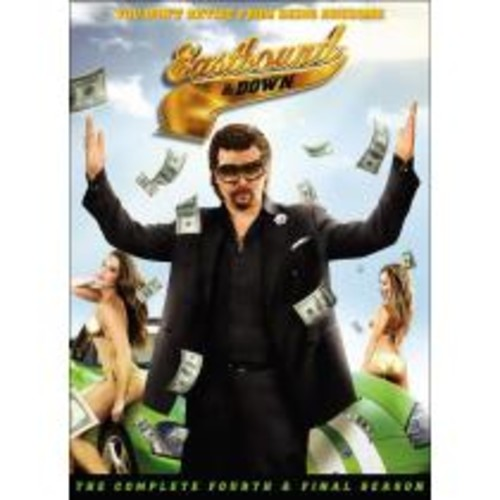 Eastbound & Down: The Complete Fourth & Final Season [2 Discs] [DVD]