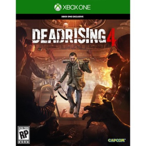 Dead Rising 4 PRE-OWNED - Xbox One