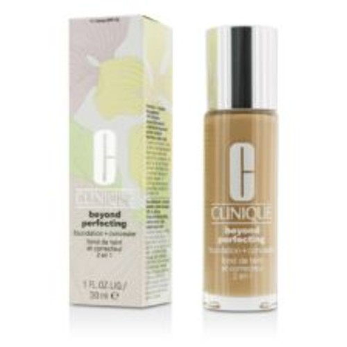 Clinique Beyond Perfecting Foundation & Concealer - # 11 Honey (MF-G)