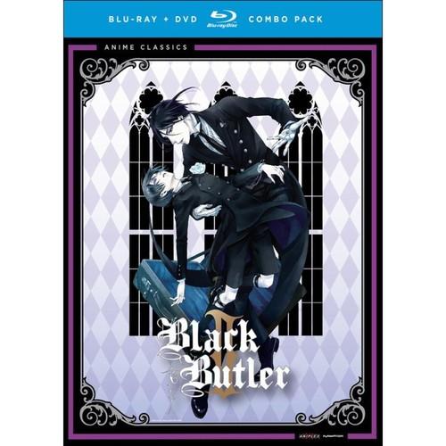 Black Butler: Season Two [5 Discs] [Blu-ray/DVD]