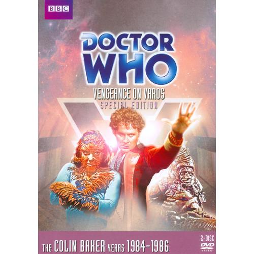 Doctor Who: Vengeance on Varos [DVD]