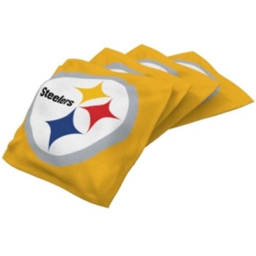 Wild Sports Pittsburgh Steelers XL Cornhole Bean Bags
