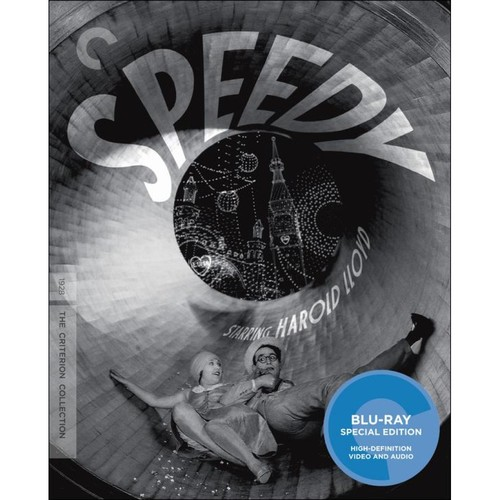 Speedy [Criterion Collection] [Blu-ray] [1928]