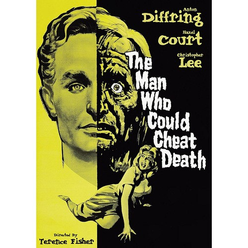 The Man Who Could Cheat Death [DVD] [1959]