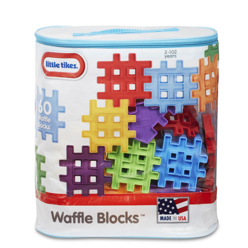 Little Tikes Waffle Blocks Bag