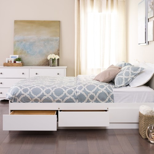 Prepac Full 6-Drawer Platform Storage Bed