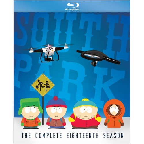 South Park: The Complete Eighteenth Season [Blu-ray] [2 Discs]