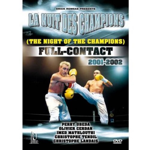 The Night of the Champions: Full-Contact 2001-2002 (DVD) (Fre)