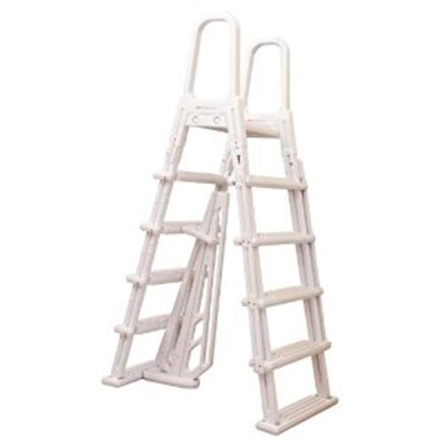 Splash Pools A-Frame Ladder [White]