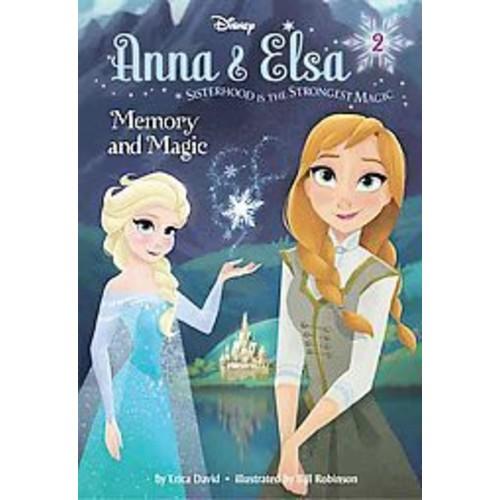 Disney Frozen: Anna & Elsa #2: Memory and Magic