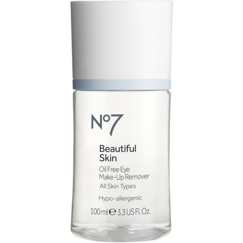 Beautiful Skin Oil-Free Eye Makeup Remover