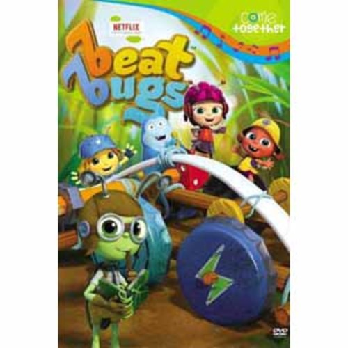 The Beat Bugs Season 1, Vol. 2 - Come Together [DVD]