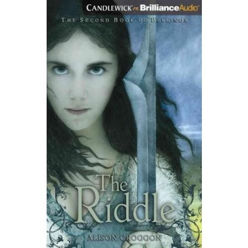 Riddle (Unabridged) (CD/Spoken Word) (Alison Croggon)