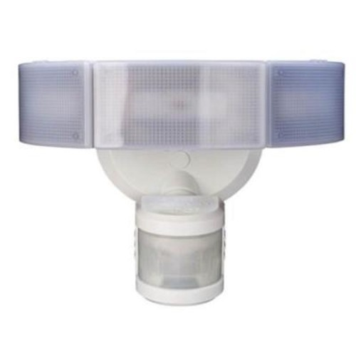 270 Degree 3-Head White LED Motion Outdoor Security Light