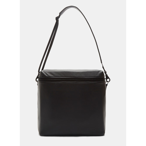 Playhouse Everyday Leather Bag in Black