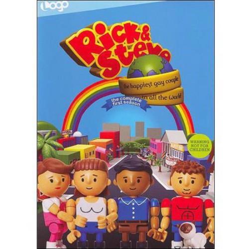 Rick and Steve: Season One [DVD]