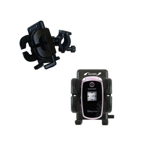 Handlebar Holder compatible with the Samsung DM-S105