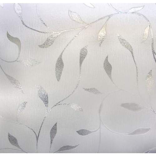 Artscape Etched Leaf Clear Window Film, 83