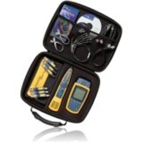 Fluke Networks MS2-KIT Network Cable Tester Kit with Probe [MS2-KIT w/Tone and Probe]
