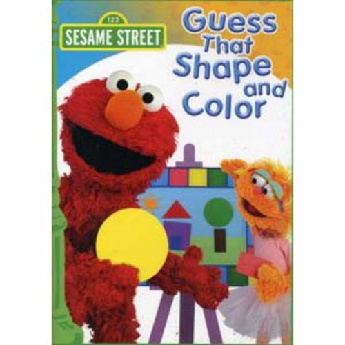 Sesame Street: Guess That Shape and Color DD2