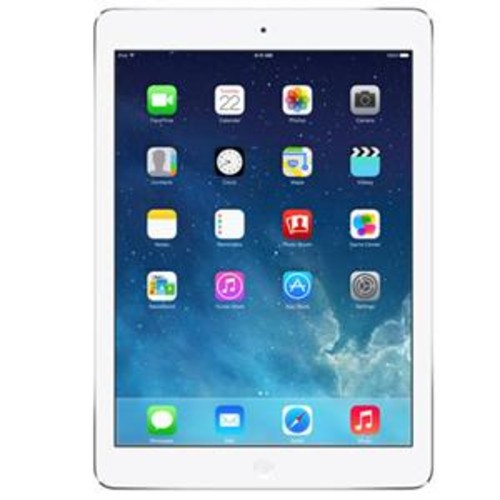 Apple iPad Air 32GB with Wi-Fi, Silver MD789LL/B
