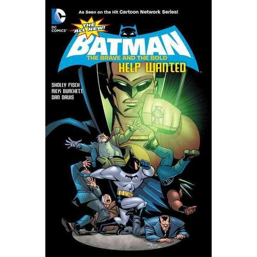 Batman the Brave and the Bold 2
