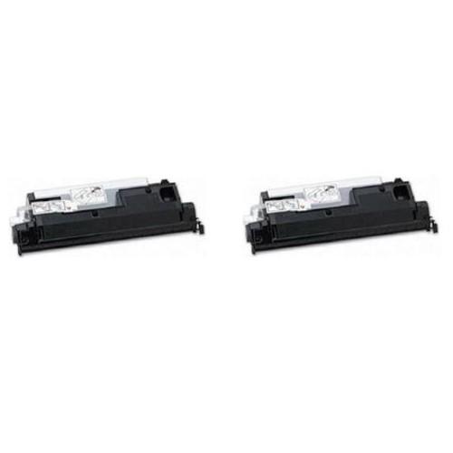 Ricoh 2x SP C250A Black Toner Cartridge for Ricoh SP C250SF/Ricoh SP C250DN 407539 2