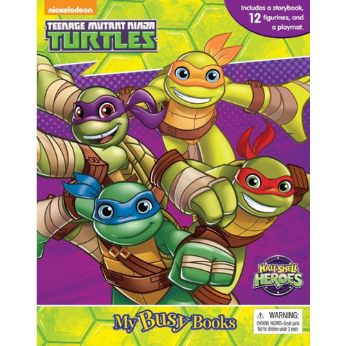 Teenage Mutant Ninja Turtles: Half Shell Heroes
