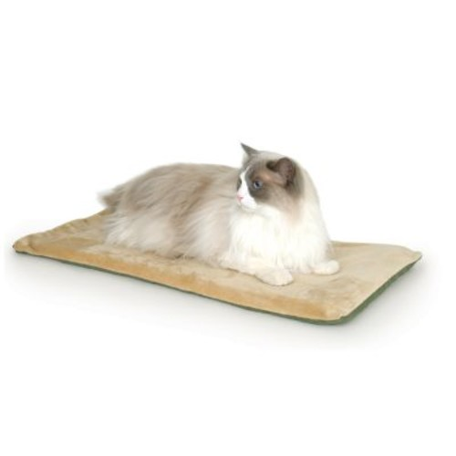 K&H Pet Products Thermo-Kitty Mat Cat Bed, 12.5