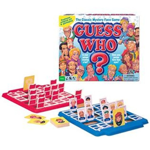 Winning Moves Games Guess Who? Board Game WNMH1191 Winning Moves Games