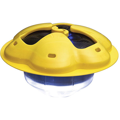 Splash Pools 32300 Floating Rechargeable LED Pool Light, Yellow