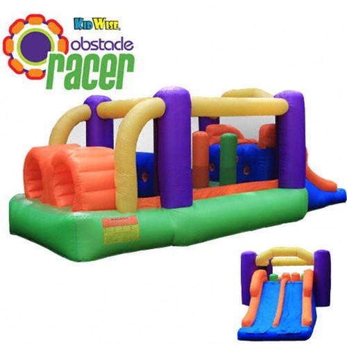 Obstacle Racer Inflatable Bouncer