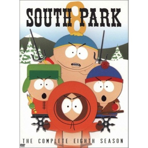 South Park: The Complete Eighth Season (DVD)