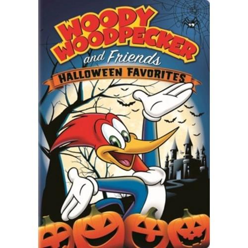 Woody Woodpecker And Friends Halloween Favorites (DVD)