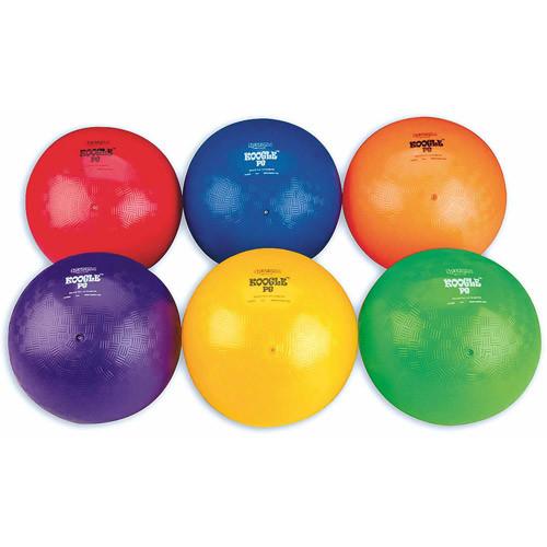 S&S Worldwide Spectrum Koogle PG Playground Balls (set of 6): Toys & Games