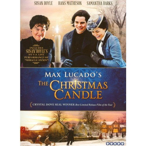 The Christmas Candle [DVD] [2013]