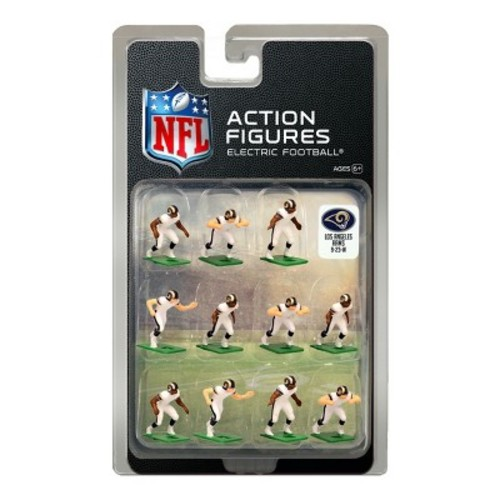 St. Louis Rams White Uniform NFL Action Figure Set