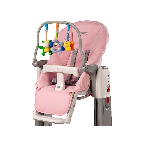 Peg Perego Tatamia High Chair Accessory Kit - Rosa